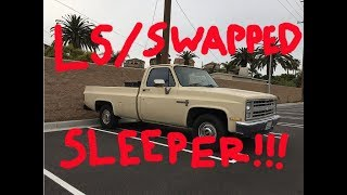 Download MY NEW LS SWAPPED C10!! | C10KID Video