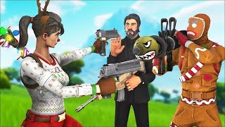 Download Deagle and Famas Meta In Solos?! | 18 Elims Tilted Towers Landing Video