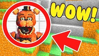 Download Minecraft : WE FOUND FREDDY FAZBEAR'S SECRET FNAF BASE! (Ps3/Xbox360/PS4/XboxOne/PE/MCPE) Video