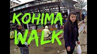 Download Kohima City Walk in Nagaland HD | North East India Video