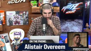 Download Alistair Overeem On Controversial UFC 203 Interview: 'Joe Rogan Put Me On The Spot' Video