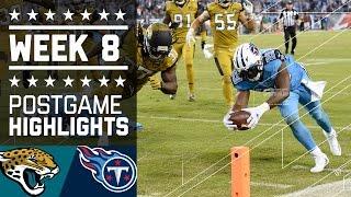 Download Jaguars vs. Titans | NFL Week 8 Game Highlights Video