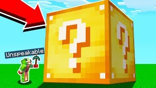 Download DON'T OPEN THE WORLD'S BIGGEST LUCKY BLOCK... Video