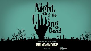 Download NIGHT OF THE LIVING DAD live score by THE PARANOYDS | Bring the Noise Video