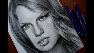 Download Cómo dibujar un rostro a lápiz / Técnicas para lograr parecido / Proporciones del rostro Video