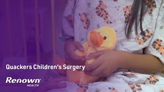 Download Quackers Children's Surgery Video Video