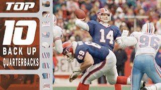 Download Top 10 Backup Quarterbacks! | NFL Films Video