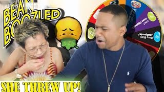 Download Disgusting Jelly Bean Boozled Challenge with my Mom | VOMIT FAIL! Video