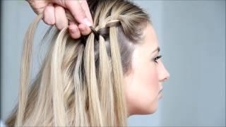 Download Waterfall braid Video