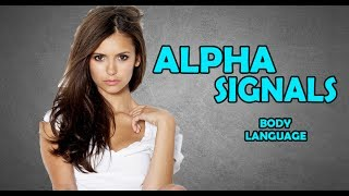 Download ALPHA MALE BODY LANGUAGE | SUBCONSCIOUS SIGNALS | FEMALE MAGNETISM Video