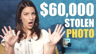Download $60,000 for our stolen photo: We made a copyright thief PAY! Video