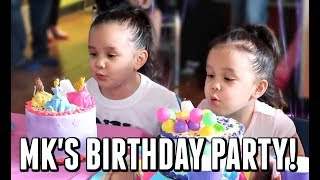 Download MIYA AND KEIRA'S 4TH BIRTHDAY PARTY! - ItsJudysLife Vlogs Video