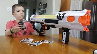 Download Nerf War: The Battle of Top Trumps Video