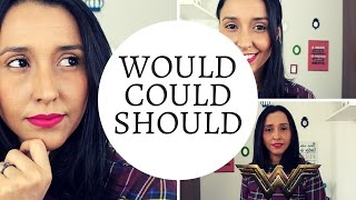 Download Would Could Should - What's The Difference? (English Grammar) Video