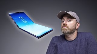 Download The Samsung Foldable Smartphone is Real... Video