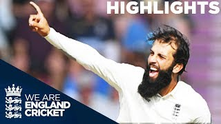 Download Moeen Takes 5-63 Despite Pujara Century | England v India 4th Test Day 2 2018 - Highlights Video