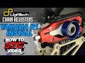 Download How to install Lightech Chain Adjusters from SportbikeTrackGear Video