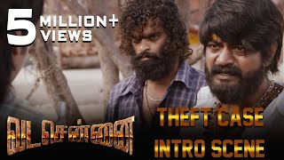 Download VADACHENNAI - Theft Case Scene | Dhanush | Ameer | Andrea Jeremiah | Vetri Maaran Video
