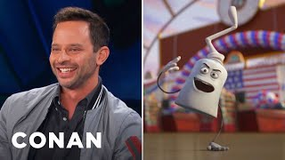 Download Nick Kroll Is A Douche - CONAN on TBS Video