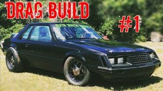 Download How to Build A Budget Drag Car 2014 (Part 1) - Foxbody - 408 Stroker - Nitrous Plan 1? Video