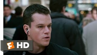 Download The Bourne Ultimatum (2/9) Movie CLIP - Ross and Waterloo (2007) HD Video