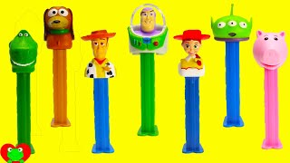 Download Toy Story Pez Dispensers Video