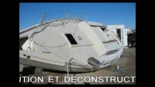 Download Déconstruction de bateaux en France - Sté D D N R Video
