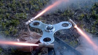 Download Rocket Powered Fidget Spinner Video