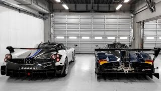 Download The Best Pagani Accelerations, Exhaust & Sounds Compilation Video