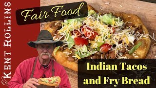 Download Indian Tacos with Fry Bread - Easy Fair Food Favorite Video