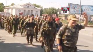 Download Cossacks are going to help the brothers in the Donbass! Video