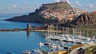 Download Italie #Sardaigne découverte de la ville médièvale de #Castelsardo Video