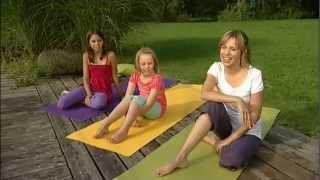 Download Teil 3 || Yoga für Kinder || Kinderyoga mit Tanja Mairhofer || Schmetterling, Hubschrauber, Baum Video