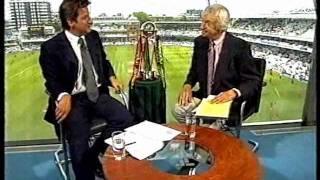 Download Richie Benaud's Fantasy XI... Opening Batsmen - Part 1 Video