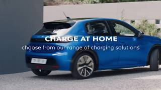 Download MOVE TO ELECTRIC by PEUGEOT - Charge at home Video