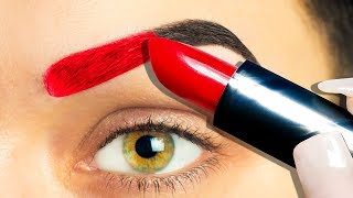 Download 24 CRAZY MAKEUP HACKS FOR ANY OCCASION Video