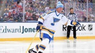 Download St. Louis Blues vs Chicago Blackhawks Winter Classic Alumni Game Highlights Video