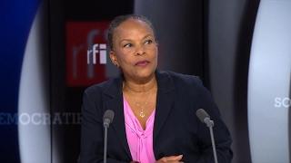 Download Christiane Taubira : ″Le quinquennat de François Hollande n'est pas à jeter″ Video