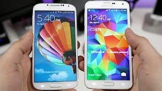 Download Samsung Galaxy S5 vs Galaxy S4: Worth The Upgrade? Video
