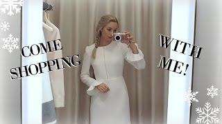 Download Come Shopping With Me on Kings Road & Pre Christmas Pamper! | Fashion Mumblr VLOGMAS Video