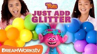 Download DIY Trolls Party Decorations | JUST ADD GLITTER | TROLLS Video