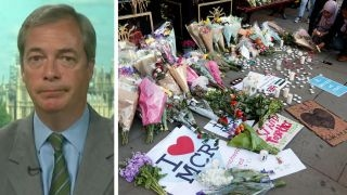 Download Nigel Farage reflects on the Manchester massacre Video