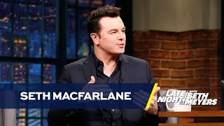 Download Seth MacFarlane Remembers How Boring Trump Was at His Comedy Central Roast Video