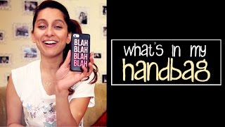 Download What's in my Handbag ? | Anusha Dandekar Video