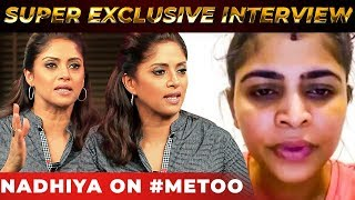 Download #Metoo Movement: Nadhiya's BOLD Statement on #Metoo Movement | NPA 25 Video