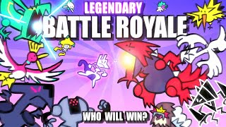 Download Legendary & Mythical Pokemon Battle Royale ANIMATED 🌍 Video