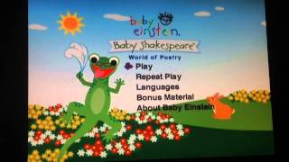 Download opening to baby shakepeare 2004 dvd Video