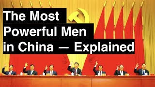 Download The Most Powerful Men in China - The Chinese Politburo Standing Committee Explained Video