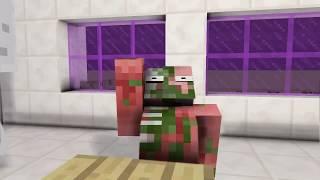Download Monster School : SLENDRINA & GRANDPA VS BALDI CHALLENGE - Minecraft Animation Video