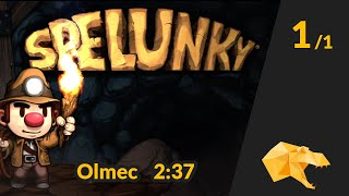 Download A Very Silly Olmec Speed Run (2:37) Video